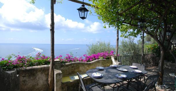 Amalfi Coast Villa 9141