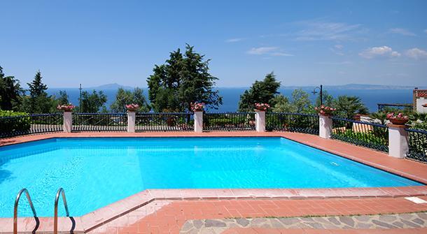Amalfi Coast Villa 9146