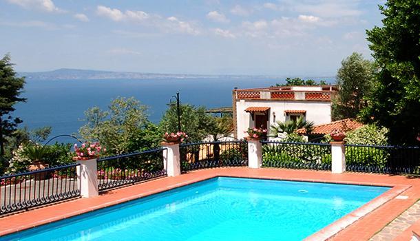 Amalfi Coast Villa 9147