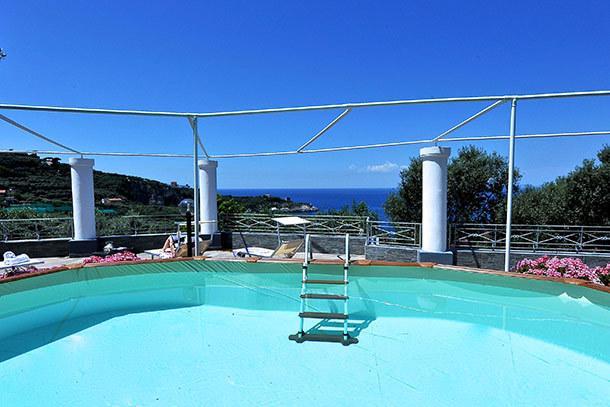 Amalfi Coast Villa 9149