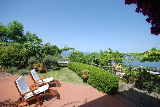 Amalfi Coast Villa 9150