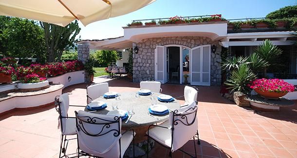Amalfi Coast Villa 9154
