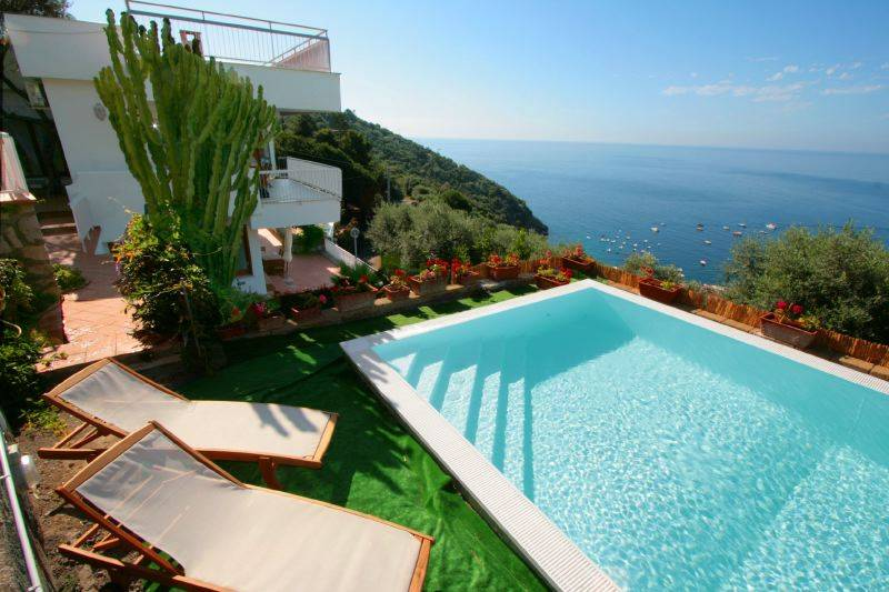 Amalfi Coast Villa 9180