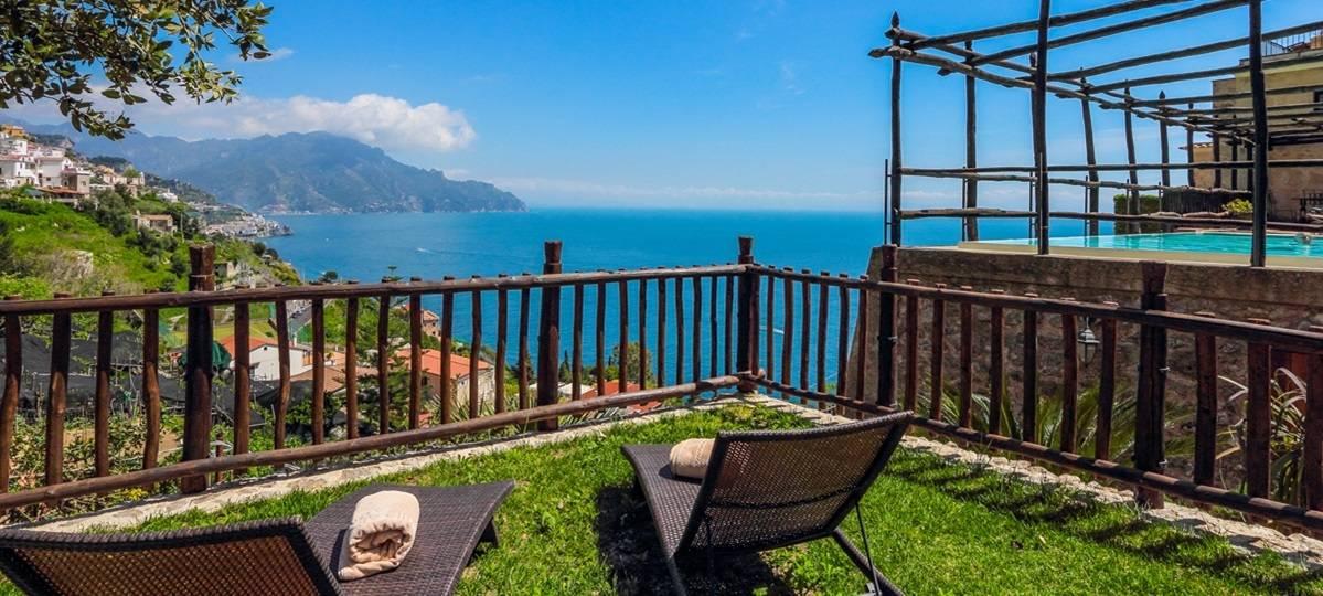 Amalfi Coast Villa 9182
