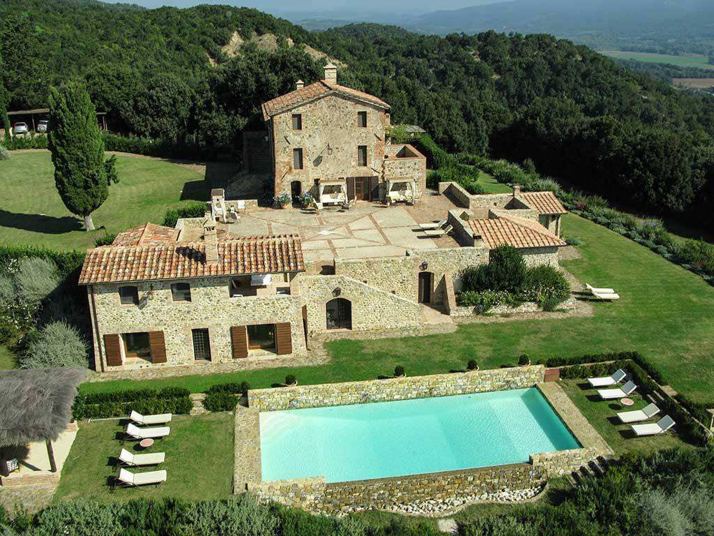 Villas Near Siena Italy siena villa rentals in italy - luxury vacation villas