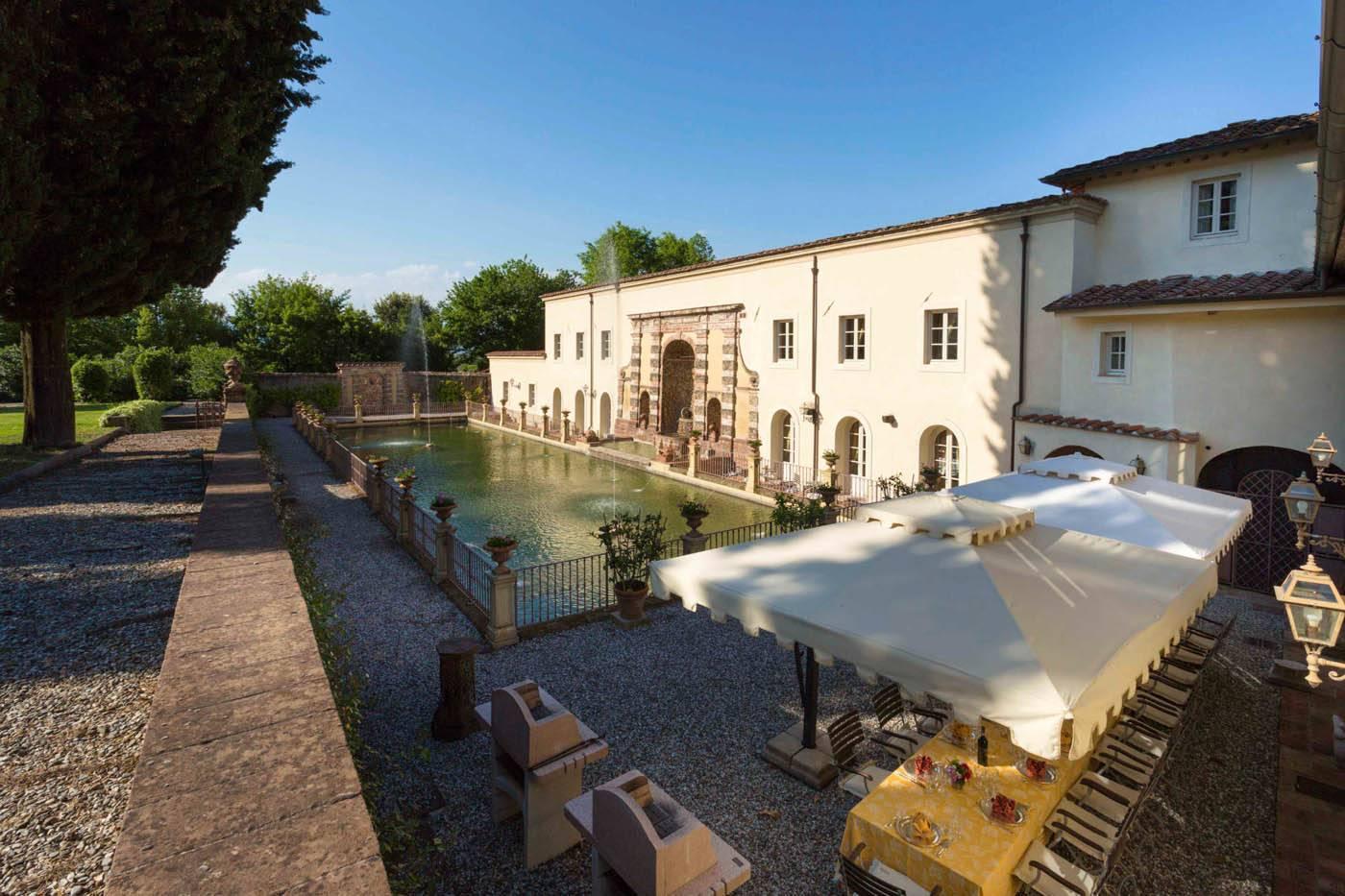 Tuscany Villa 9188