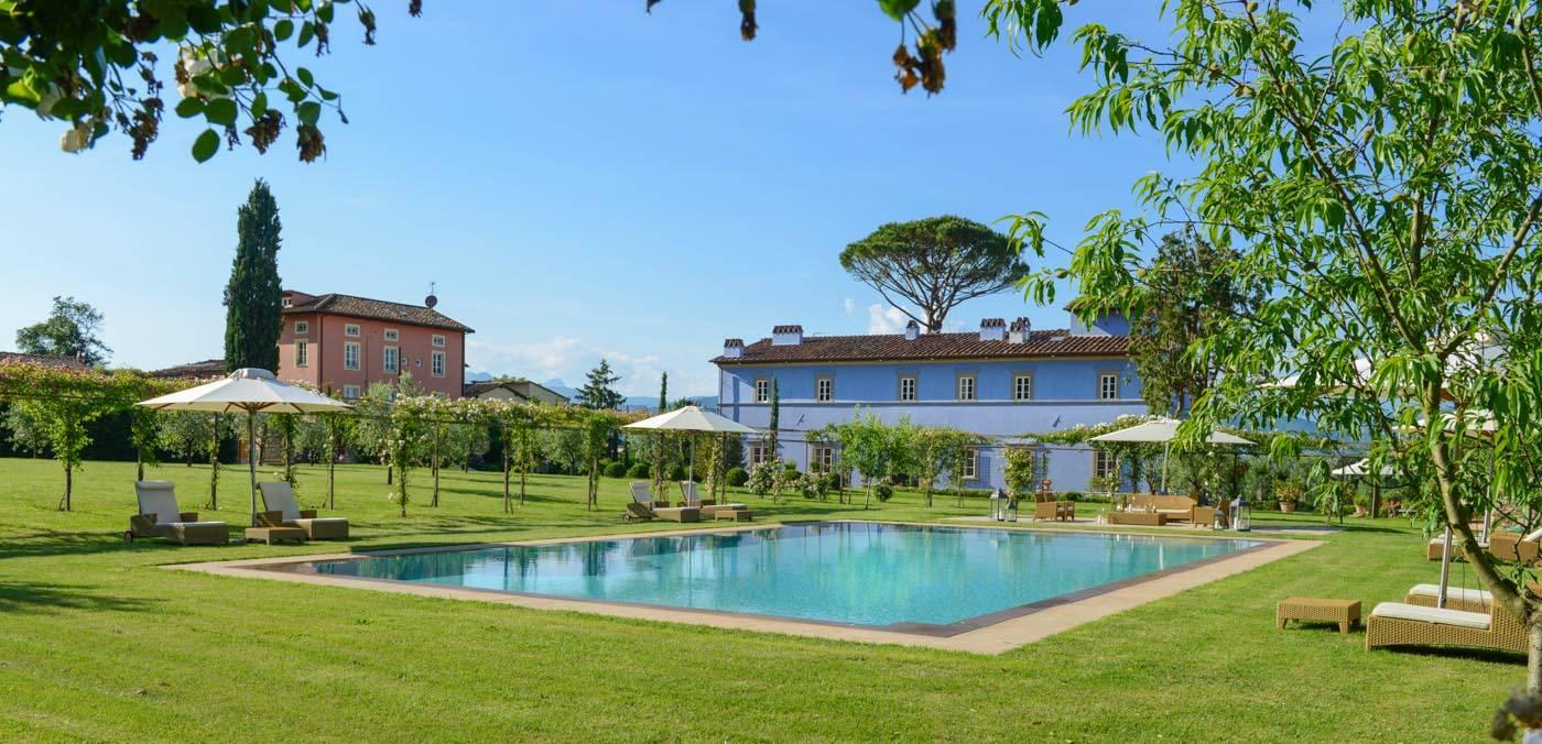Tuscany Villa 9191