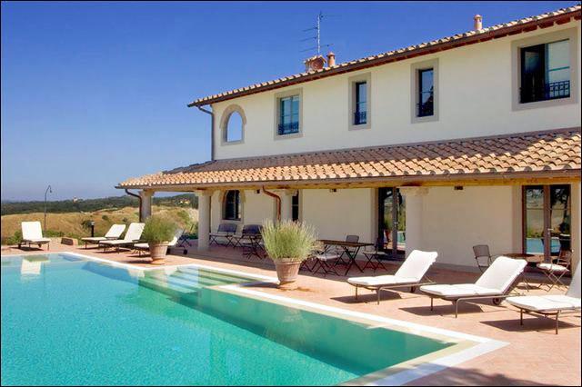 Tuscany Villa 906