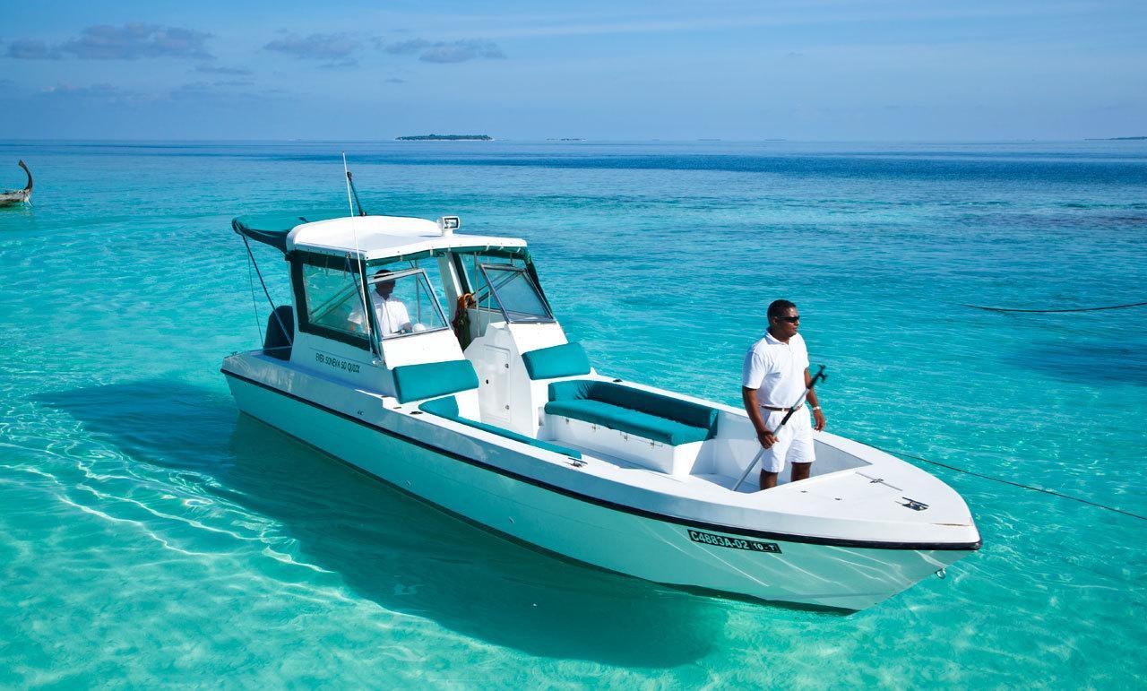 Villa 1336 in Maldives Main Image