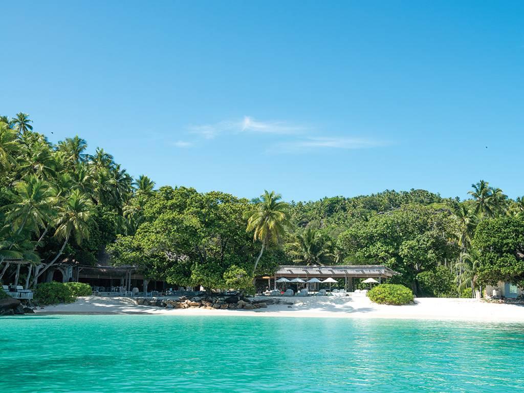 Private Island Villa With Private Pool In Seychelles