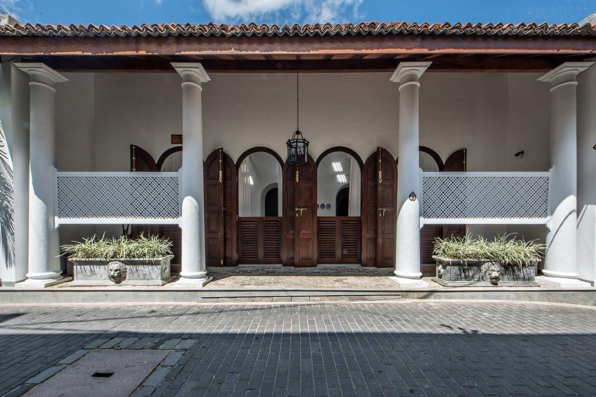 Galle Fort Villa 13001