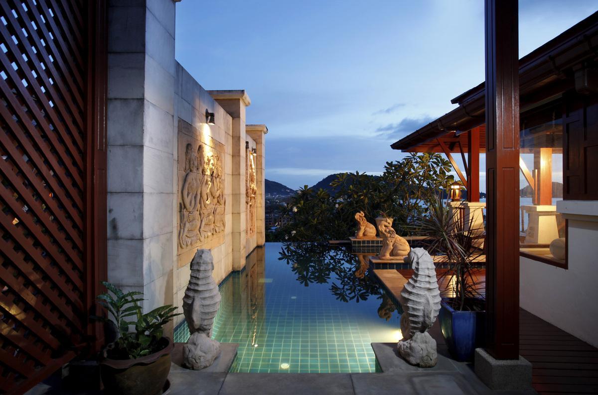 Phuket Villa 4154