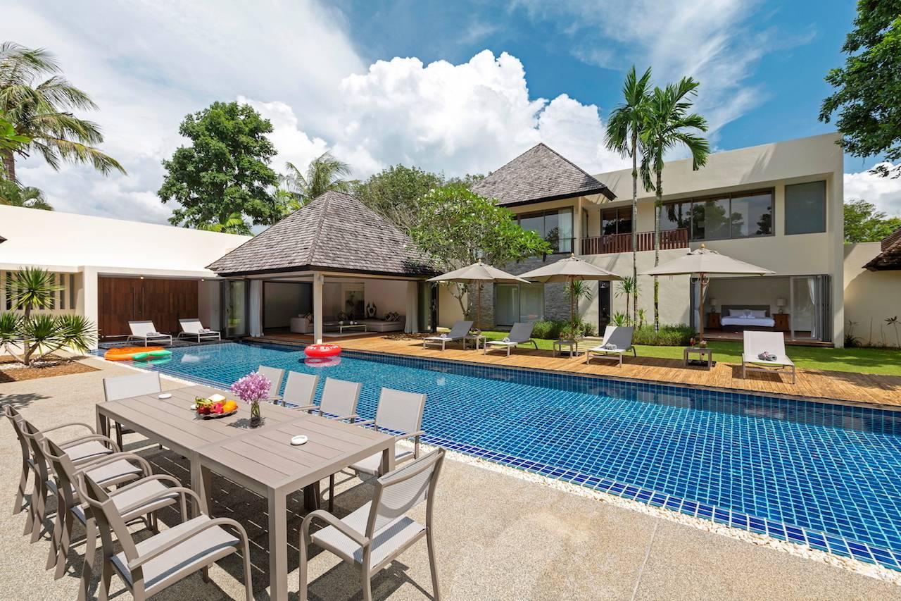 Phuket Villa 4185