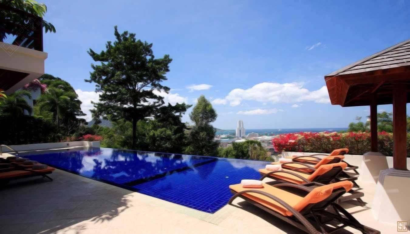 Phuket Villa 4243