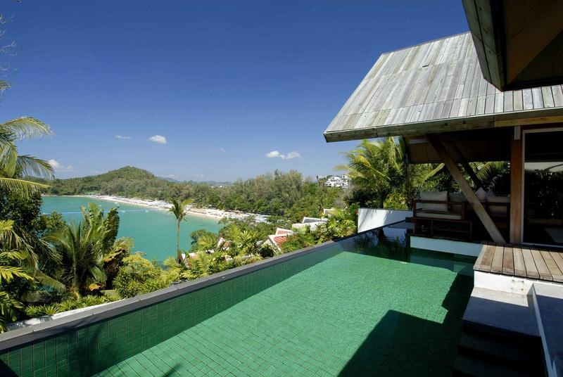 Baan Nicolina: From $850 per night