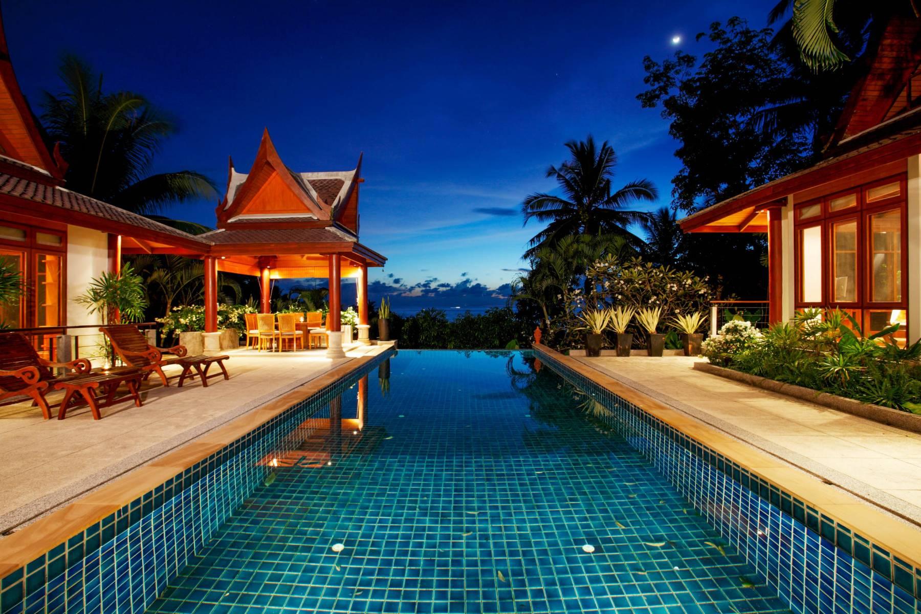 Villa Sereniti | Luxury Thai Villa, Phuket, Surin Beach, Thailand