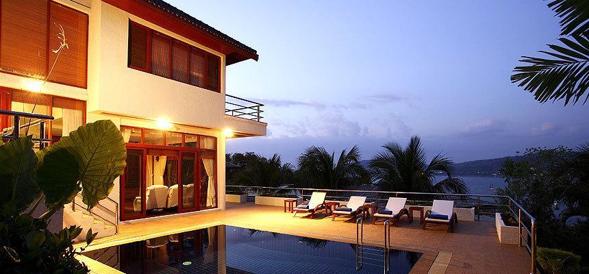 Phuket Villa 4282