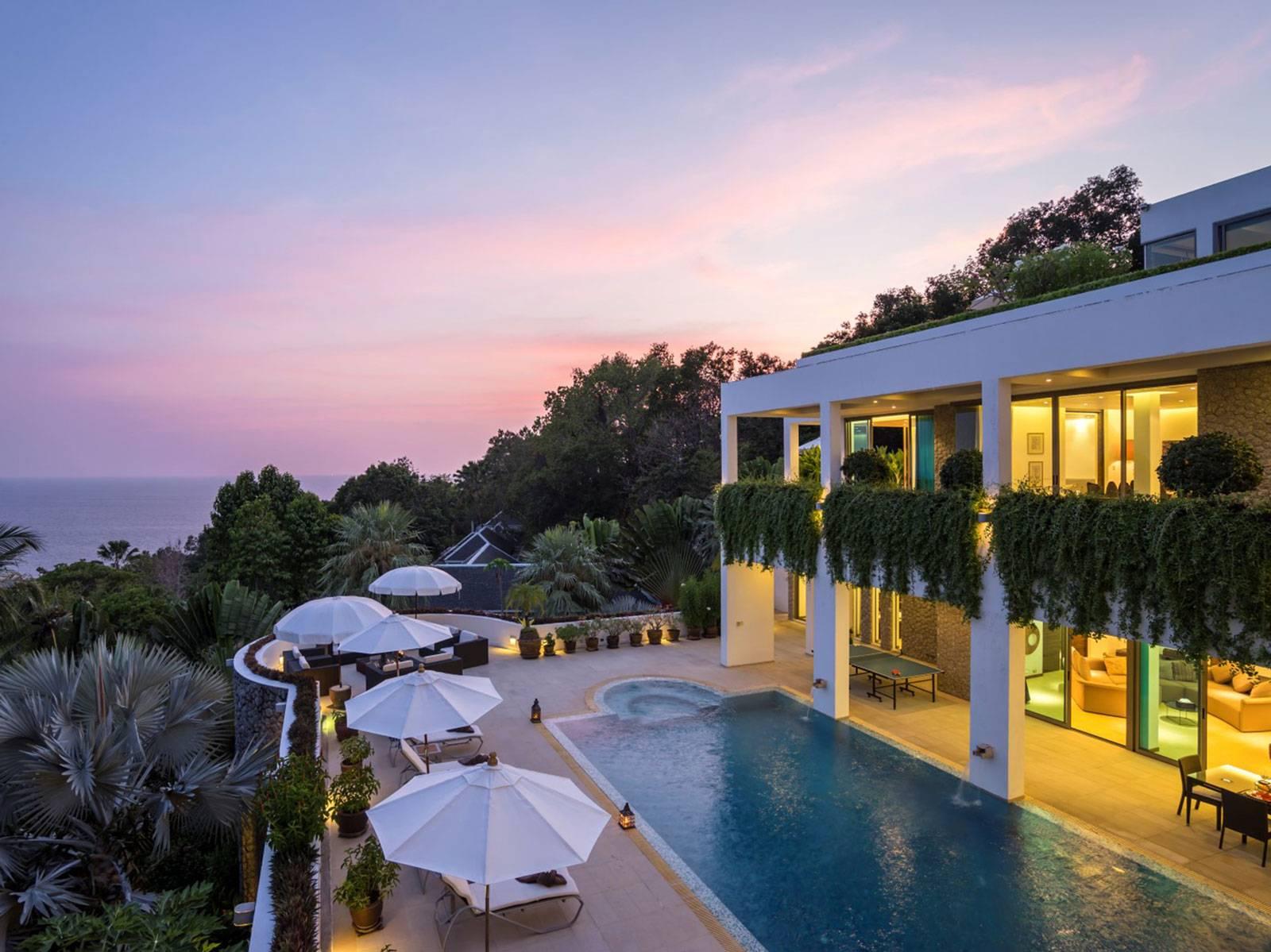 Phuket Villa 4295