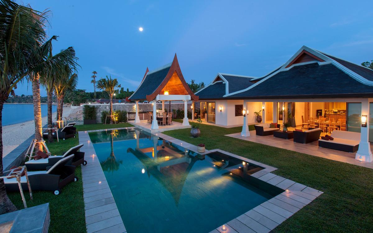 Koh Samui Villa 4374