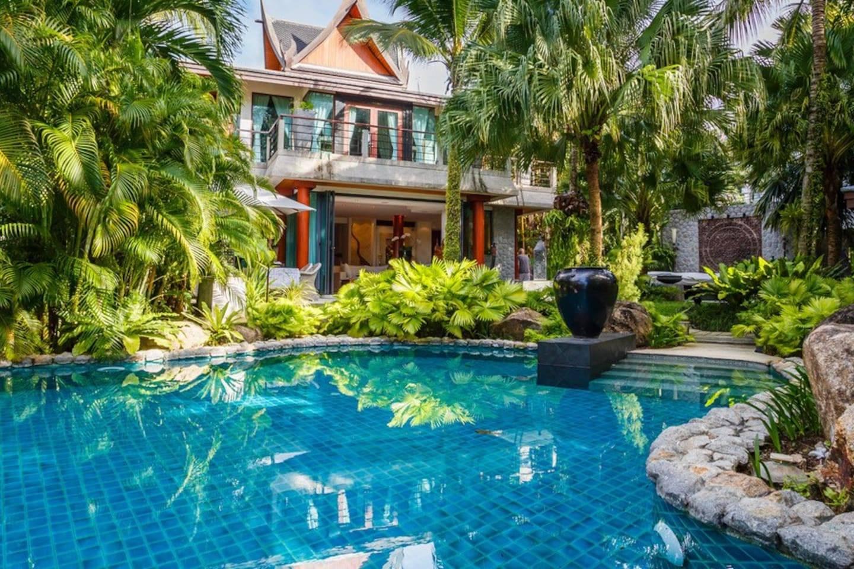 Phuket Villa 4534