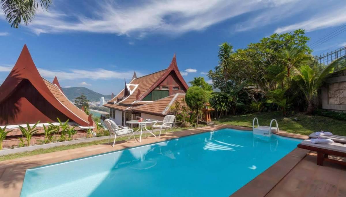 Phuket Villa 4535