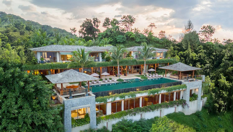Phuket Villa 4573