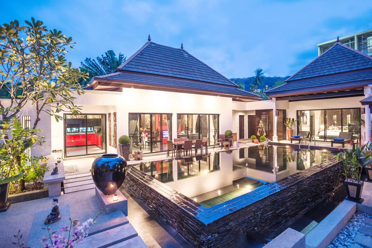 Phuket Villa 4646