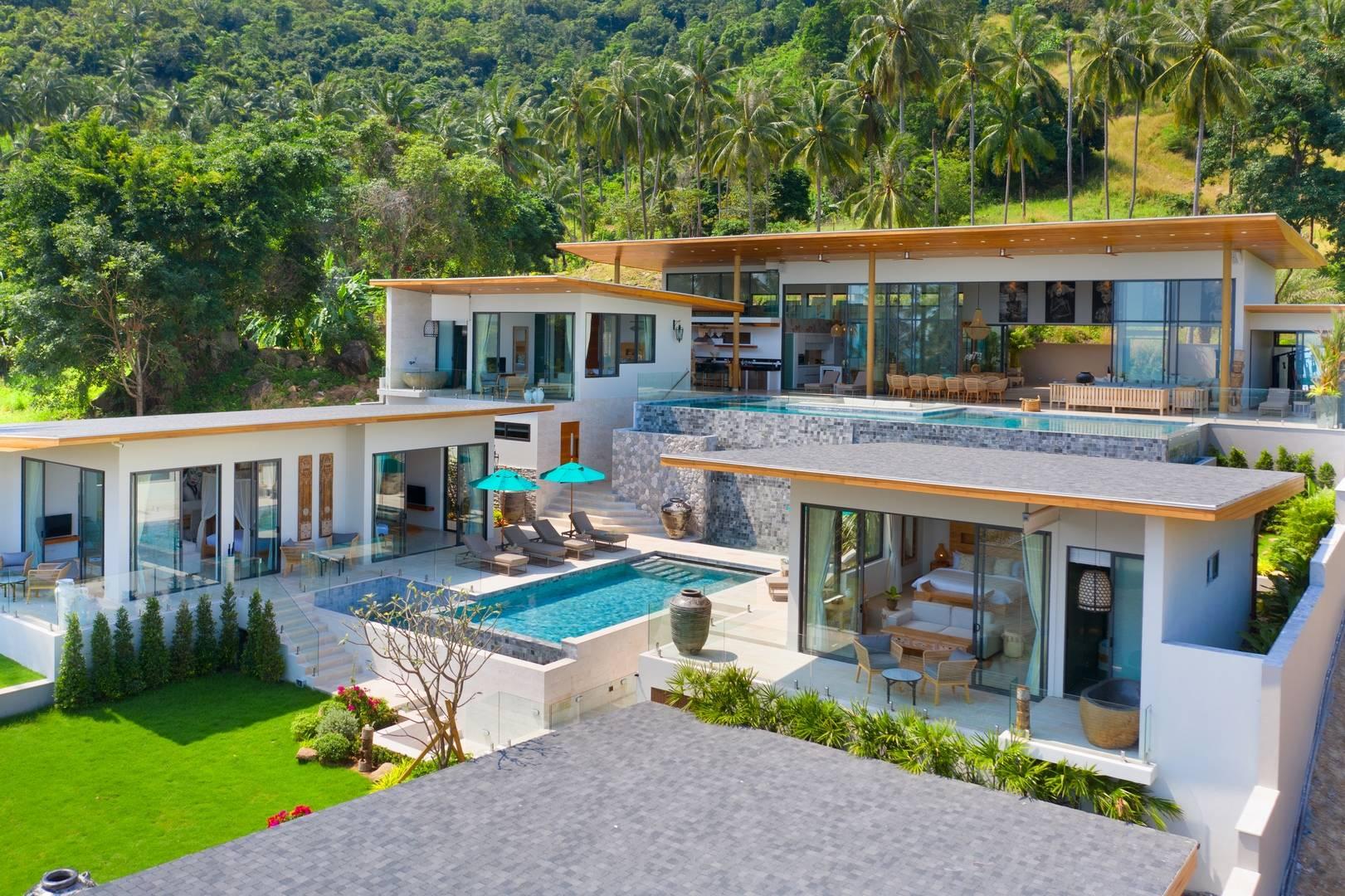Koh Samui Villa 4687