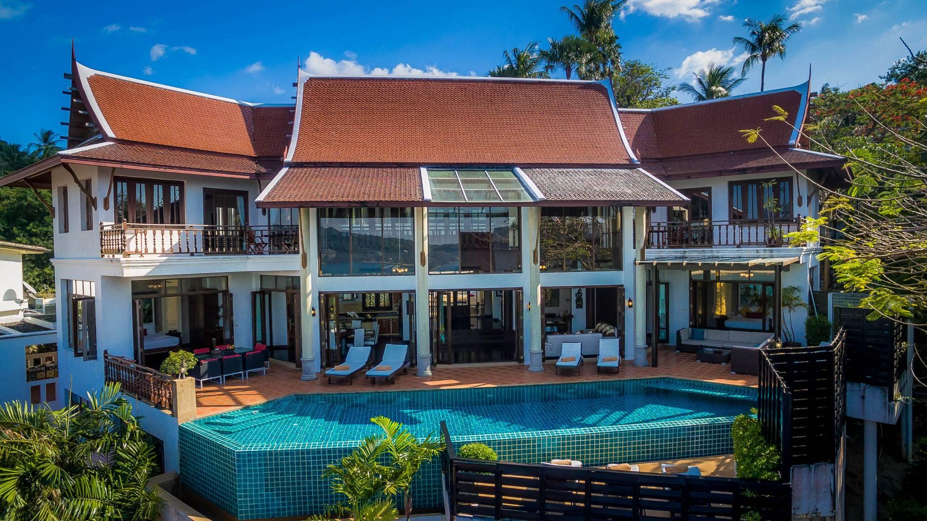 Baan Paradise Patong | 5 Bedrooms Holiday Villa Phuket, Thailand