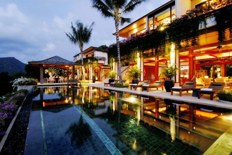 Baan Andara Kamala: From $2,100 per night