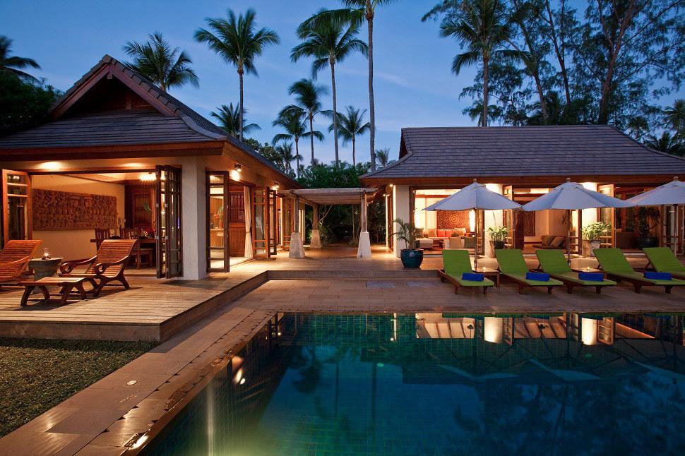 3 Bedroom Beach Villas Koh Samui