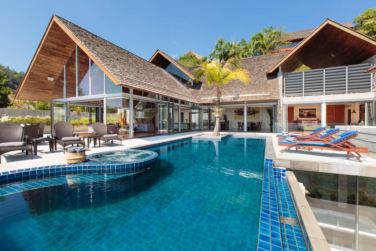 Phuket Villa 454