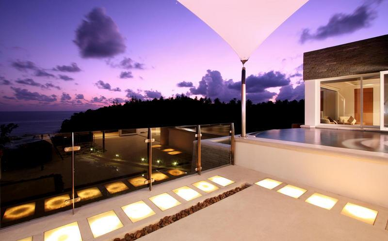 Tasanee Penthouse: From $475 per night