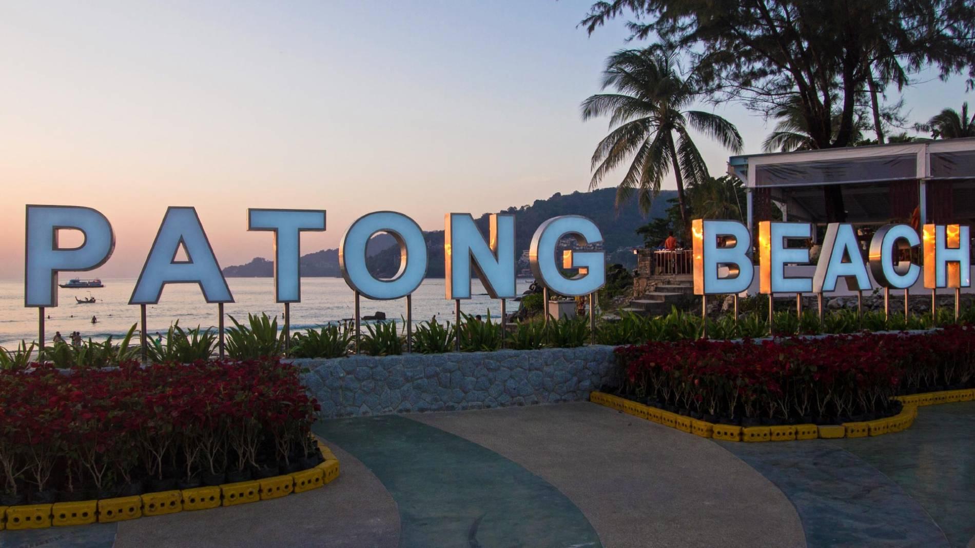 Pra Nang Villa Luxury Villa On Patong Beach Thailand