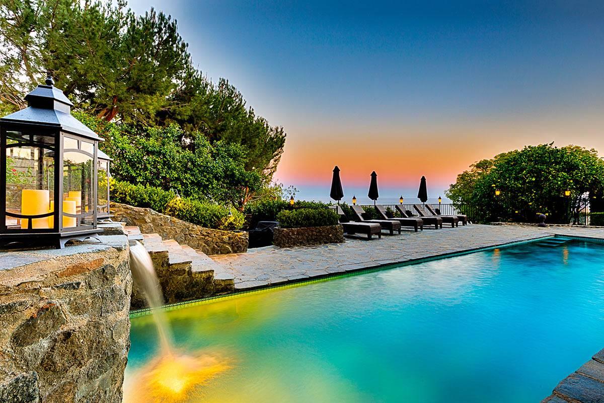 Los Angeles Villa 12007