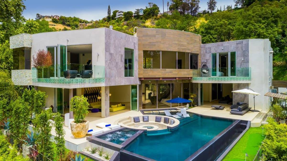 Los Angeles Villa 12014